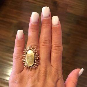 Kendra Scott Spike Ring